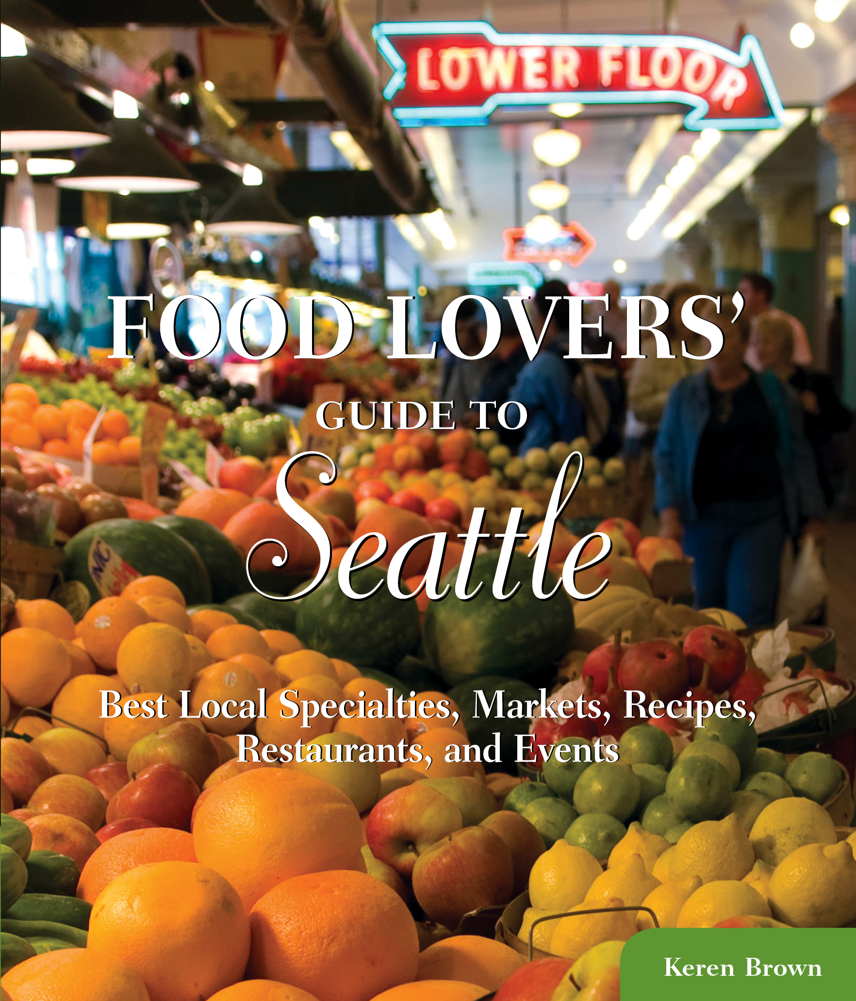 Food lovers guide to seattle the launch party forumfinder Images