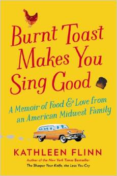 burn toast makes you sing good